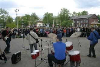 Photo: День города 2006 на Спасской площади