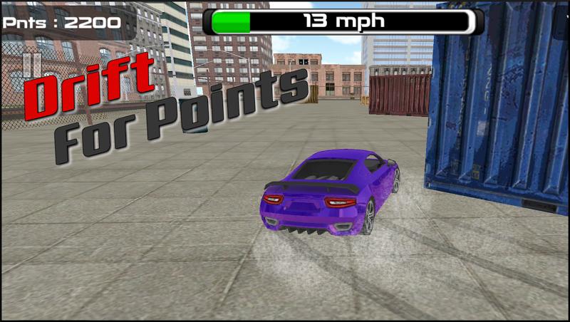 Скриншот Реального сноса Автогонки