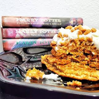 Butterbeer Pancakes.