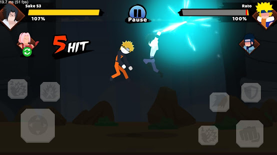 Download Stick Shinobi: Ninja Ultimate APK