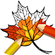 Autumn Coloring Pages Anti-Stress 🍂