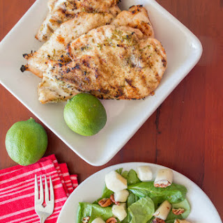 Grilled Cumin Lime Chicken #15MinuteSuppers