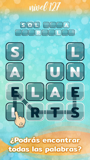 WordBlocks Puzzle de Palabras Cruzadas Gratis screenshots 19