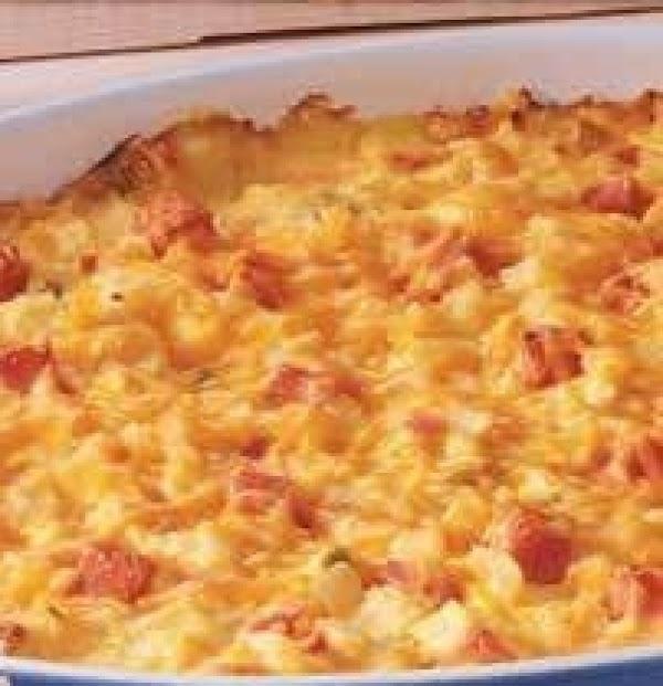 Ham & Cheese Potato Extraordinaire Recipe