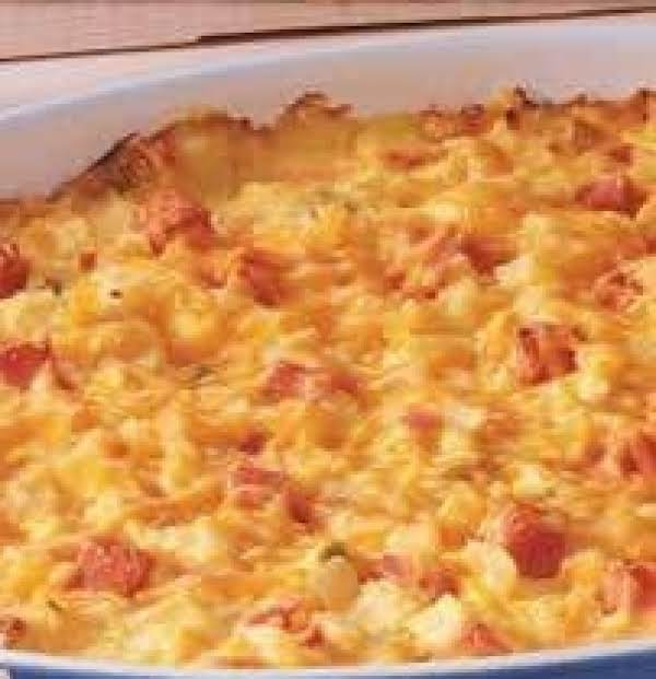 Ham & Cheese Potato Extraordinaire Recipe