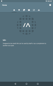 Min - Icon Pack v4.0.2.1