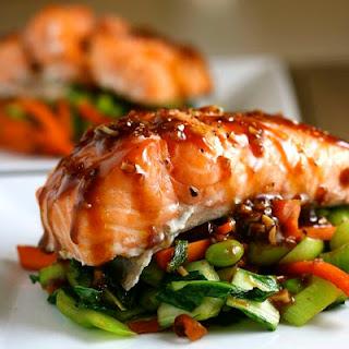 Black Pepper Salmon Sauce Recipes