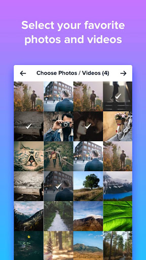Video Greetings for Messenger 1.28.0 screenshots 1