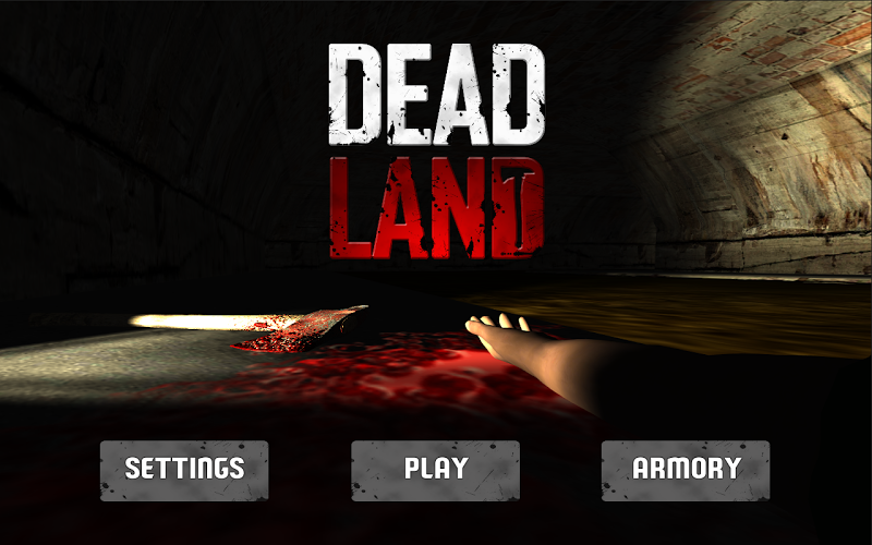 Dead Land Zombies v1.08 APK Mod (Unlimited Money) - Cover