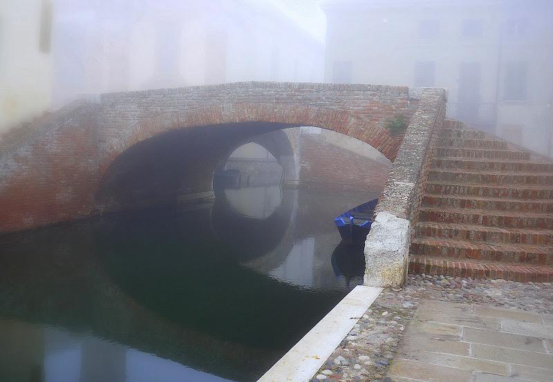 Le nebbie del primo mattino di Naldina Fornasari