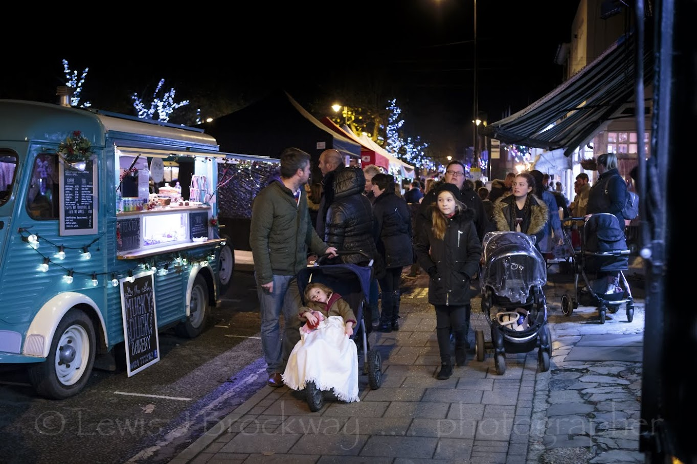 Tenterden Christmas Market photos