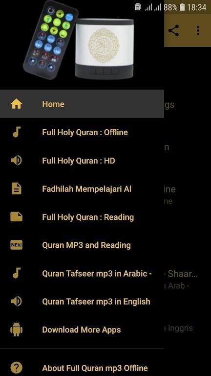 MP3 and Reading Quran Offline Khalid Jalil APK [1 0