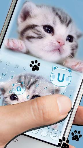 Cute Kitty Cat Keyboard 10001004 screenshots 1