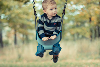 Photo: Potential Energy Had to post this one. Not too late in the season for some playground time! :)  #AutumnPhotography