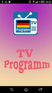 TV Programm - náhled