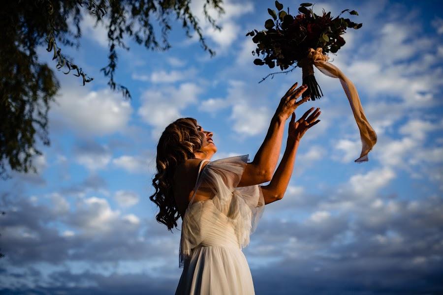 Wedding photographer Sabina Mladin (sabina). Photo of 21.12.2018