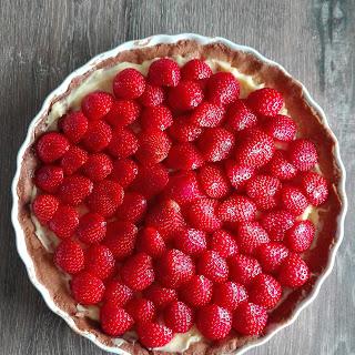 Strawberry Pie Without Cornstarch Recipes