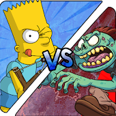 Bart Simpson Vs Zombies