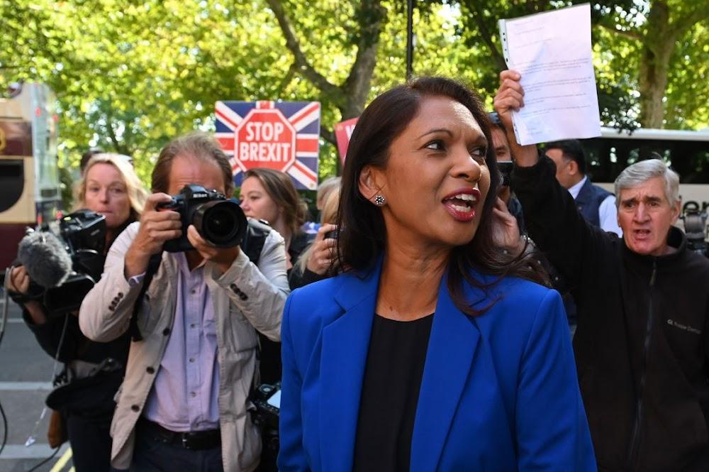 Die hof daag uit dat Johnson die Britse parlement opskort