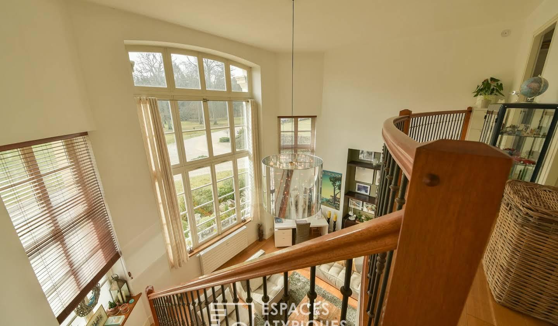 Appartement avec terrasse Senlis