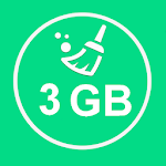 3GB RAM Memory Booster Cleaner Pro Icon