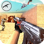 Counter Terrorism Shoot Icon
