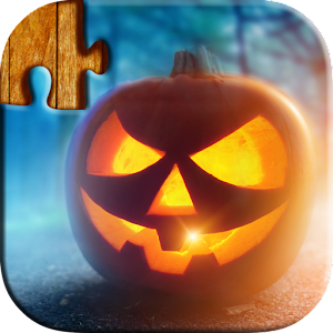 Kids Halloween Jigsaw Puzzles for PC and MAC