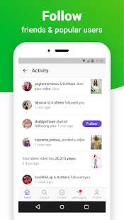Dubsmash - Create & Watch Videos Screenshot