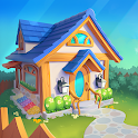 Cat Home Design: Decorate Cute Magic Kitty Mansion icon