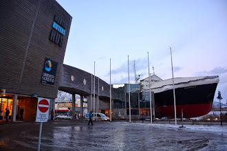 Photo: The museum exterior