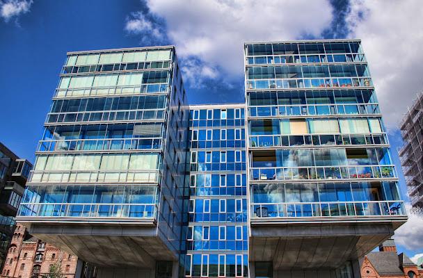 Blu building di Gianluca Presto