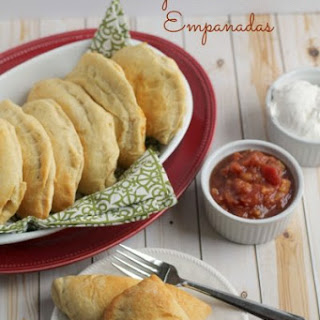 Easy Chile Relleno Empanadas.