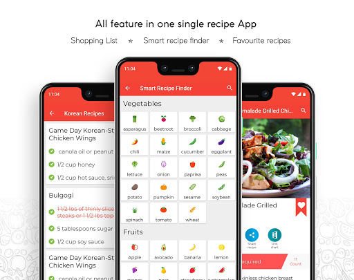 Korean Recipes 26.0.1 screenshots 3
