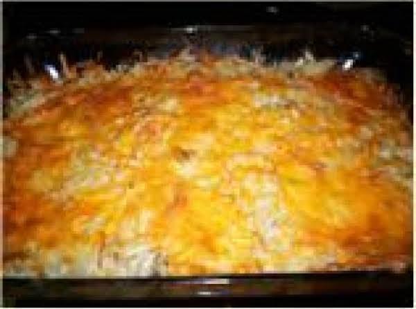Cracker Barrel Hash Brown Casserole Recipe