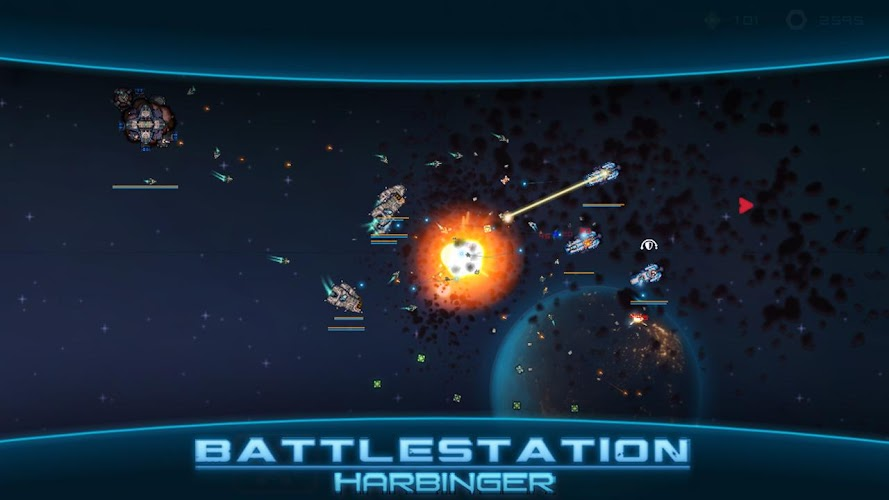 Battlestation: Harbinger v1.1.4 APK - screenshot