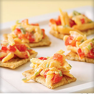 Eating Well's Pimiento Cheese.