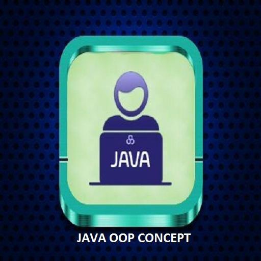 Java OOP Concept icon