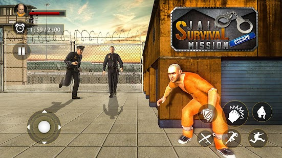 Download Jail Survival Mission : Great Prison Escape 2018 For PC Windows and Mac apk screenshot 6
