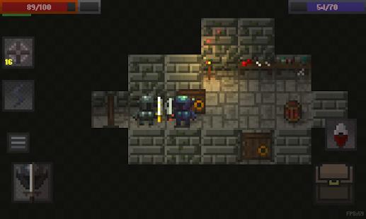 Caves (Roguelike) 21