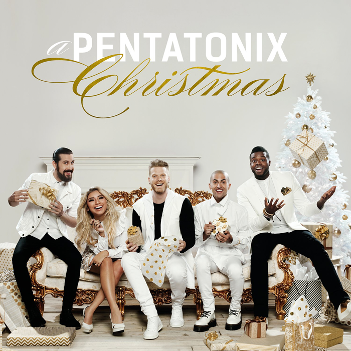 New Pentatonix holiday album A Pentatonix Christmas out now!