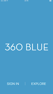 360 Blue- screenshot thumbnail