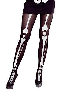 Strumpbyxa vuxen, skelett