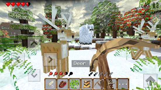 Winter Craft 4: Ice Age- screenshot