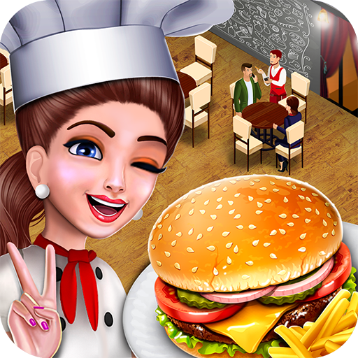 Super Chef Kitchen Story Restaurant Cooking Games (game)