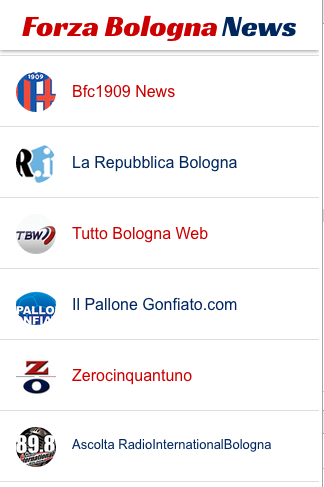 Forza Bologna News