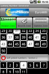 lotto numbers generator online