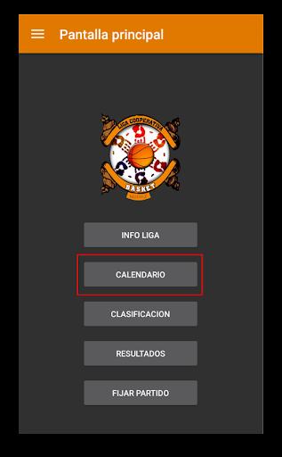 Liga Cooperativa de Baloncesto screenshots 1