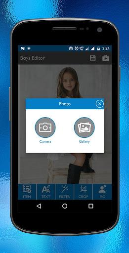Boys photo editor new 1.5 screenshots 7