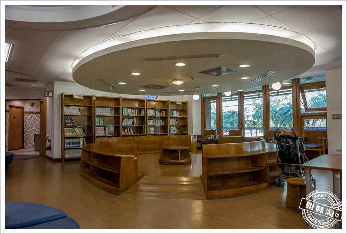 北投圖書館B1