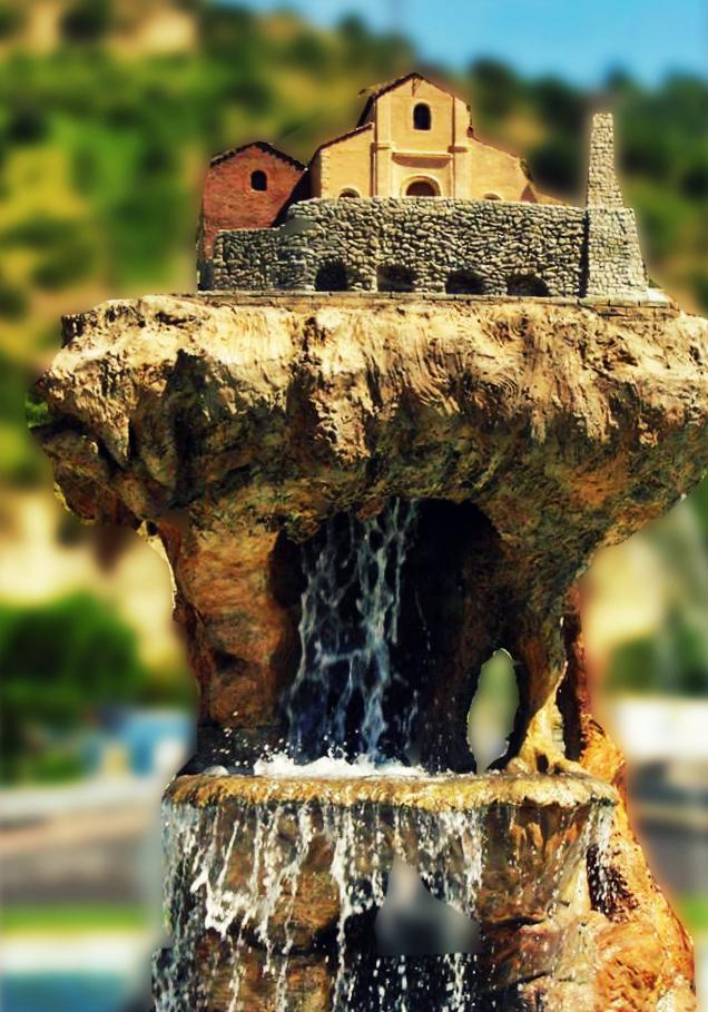 La fontana Santa di utente cancellato